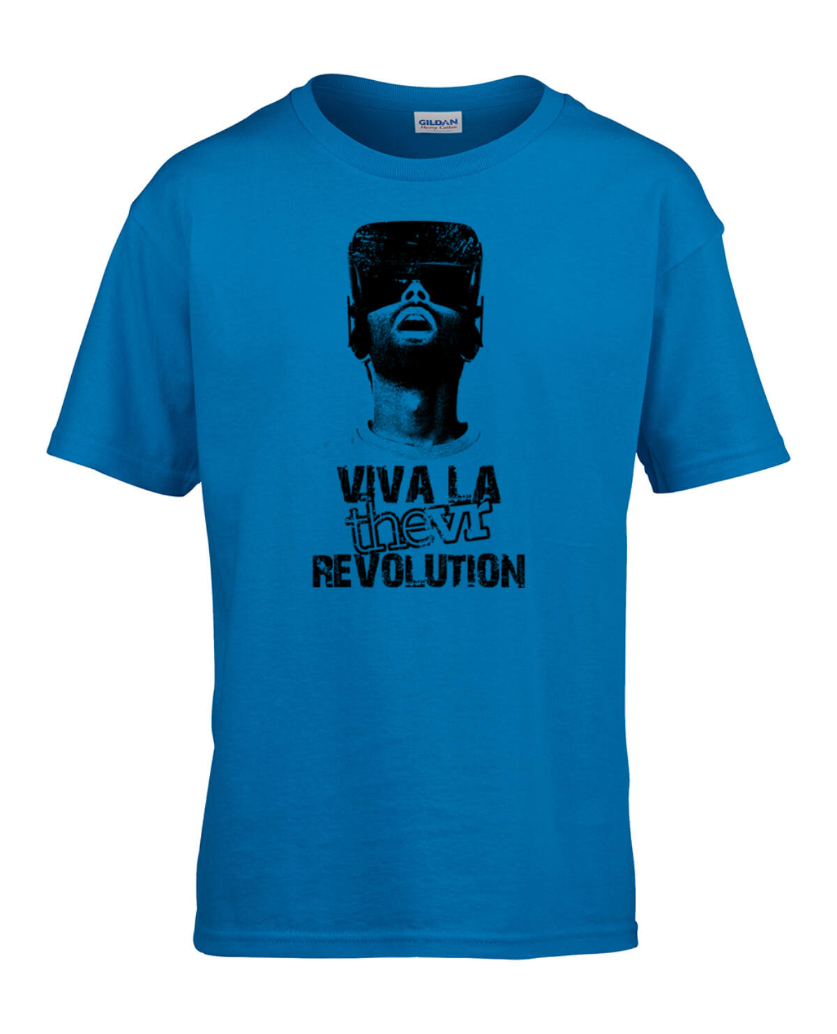 TheVR Revolution - Gyerek póló S - Póló - Penta Shop 8de1222b0e