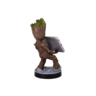 Toddler Groot - Cable Guy/Kontroller tartó figura töltő kábellel