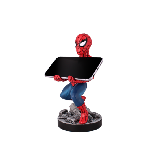 The Amazing Spider-Man Cable Guy / Kontroller vagy telefon tartó figura